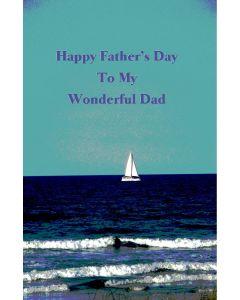 Happy Father's Day to My Wonderful Dad