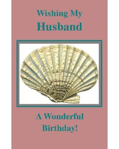 Birthday Card for Husband