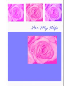 Thank You Card for Wife