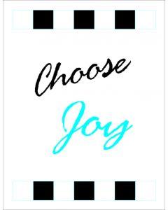 Choose Joy Printable