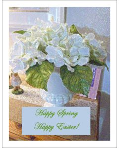 Happy Spring Happy Easter Printable