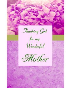 Mother's Day Card for Single Parent