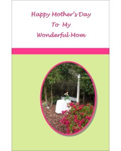 Mother's Day Card for Wonderful Mother