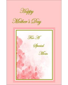 Happy Mother's Day for a Special Mom
