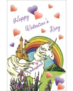 Valentine Unicorn for Daughter