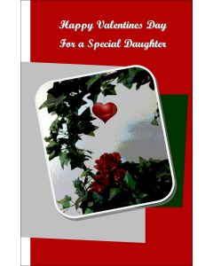 Valentine for Special Daughter