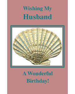 Birthday Card for Husband