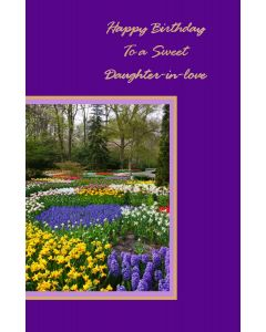 To a Sweet Daughter-in-Love