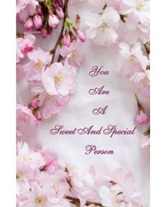 Sweet and Special Person