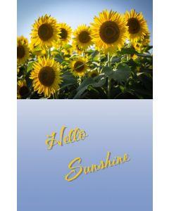 Hello Sunshine Encouragement
