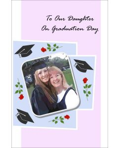To Our Daughter on Graduation Day