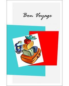 Just Because. Bon Voyage.