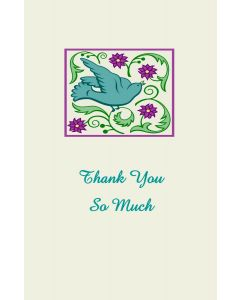 Oversized Notecard – Thank You So Much